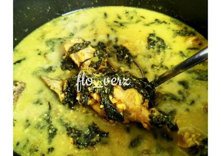 Resep Sayur BangunBangunDaun Jinten oleh flo_verz  Cookpad