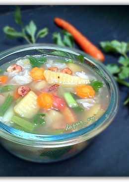 Cara Membuat Sayur Sop Ceker : membuat, sayur, ceker, Masak, Sayur, Ceker, Memasak