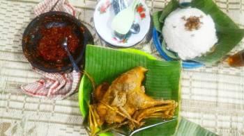 Ingkung Ayam Kampung Spesial