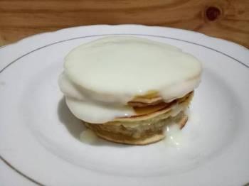 Pancake sederhana rasa populer