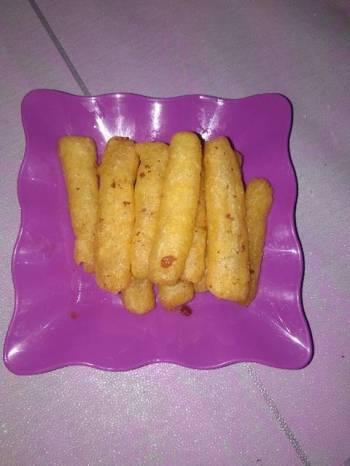 Potato stik simple 3 bahan#BikinRamadhanBerkesan