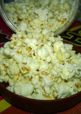 Resep Popcorn Manis : resep, popcorn, manis, Resep, Membuat, Popcorn, Manis, Dengan, Mudah, Lezat, Sambal, Terasi