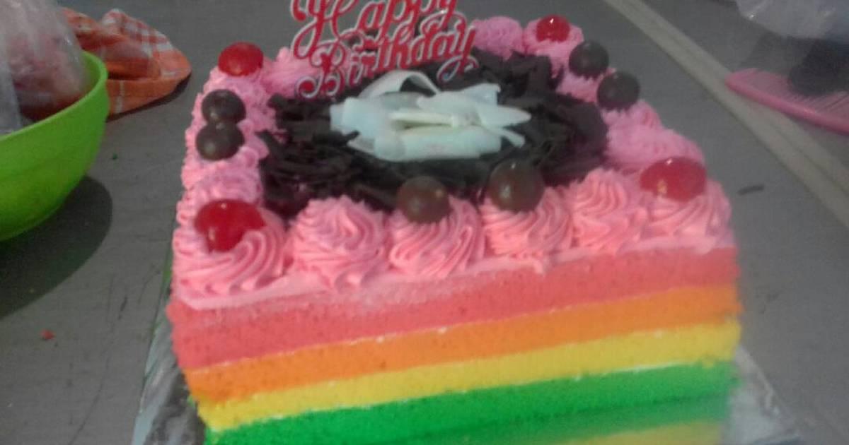 546 Resep Kue Tart Ulang Tahun Enak Dan Sederhana Cookpad