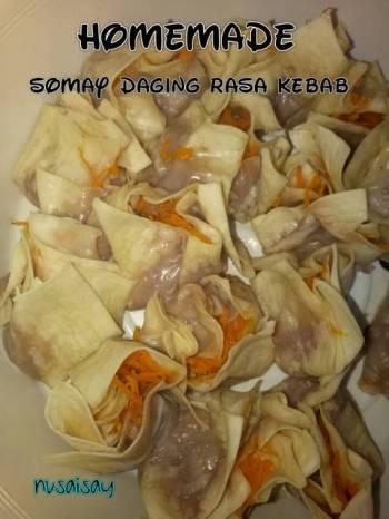 Siomay Daging rasa Kebab Ala-Ala Me