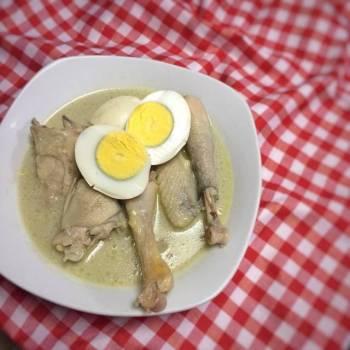 Opor Ayam | #keto #ketofastosis #ketopad #bikinramadhanberkesan