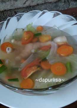 Cara Membuat Sayur Sop Ceker : membuat, sayur, ceker, 1.371, Resep, Sayur, Kentang, Wortel, Sederhana, Cookpad