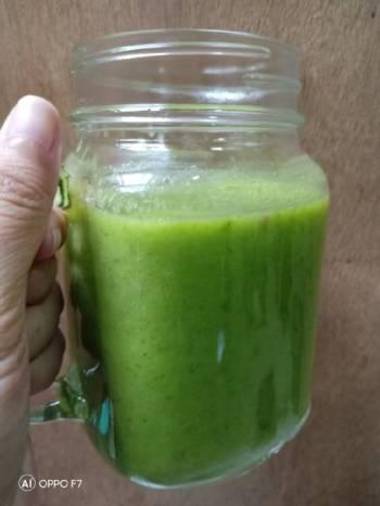 Aojiru (Green juice)