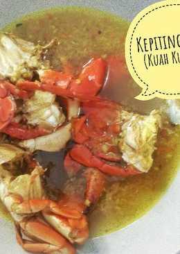 Resep Kepiting Kuah : resep, kepiting, Kumpulan, Aneka, Resep, Masakan, Kepiting, Rahasia, Sambel