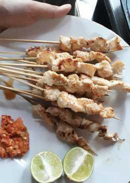Cara Membuat Sate Taichan : membuat, taichan, Kumpulan, Resep, Taichan, Lezat, Pedas