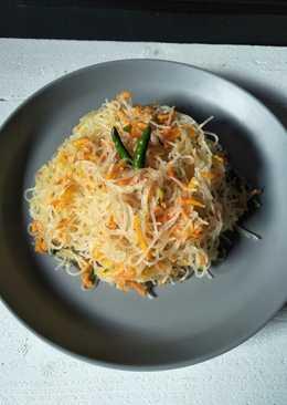 Bihun Goreng a la Singapore   Just Try & Taste