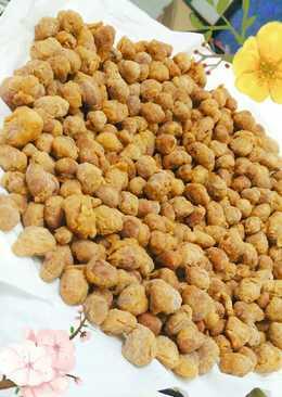 Kumpulan Resep Kacang Telur Renyah : kumpulan, resep, kacang, telur, renyah, Daftar, Resep, Kacang, Telur, Renyah, Favorit, Masakan, Kornet
