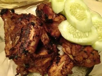 Ayam bakar praktis