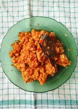 Cara Memasak Sambal Tumpang : memasak, sambal, tumpang, Koleksi, Resep, Masakan, Sambel, Tumpang, Lezat, Milik, Bunda