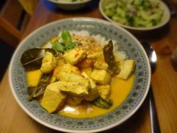 Ayam Santan Khas Manado #RecookResepAsia