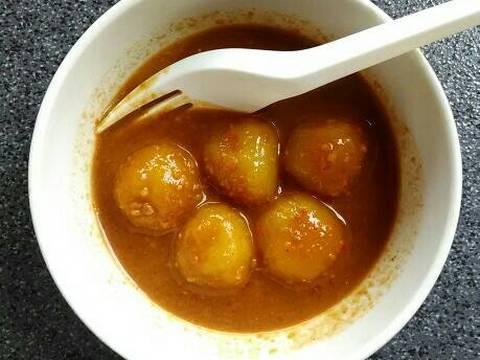 Resep Cilok Bumbu Kacang Pedas Dapur Kreasi