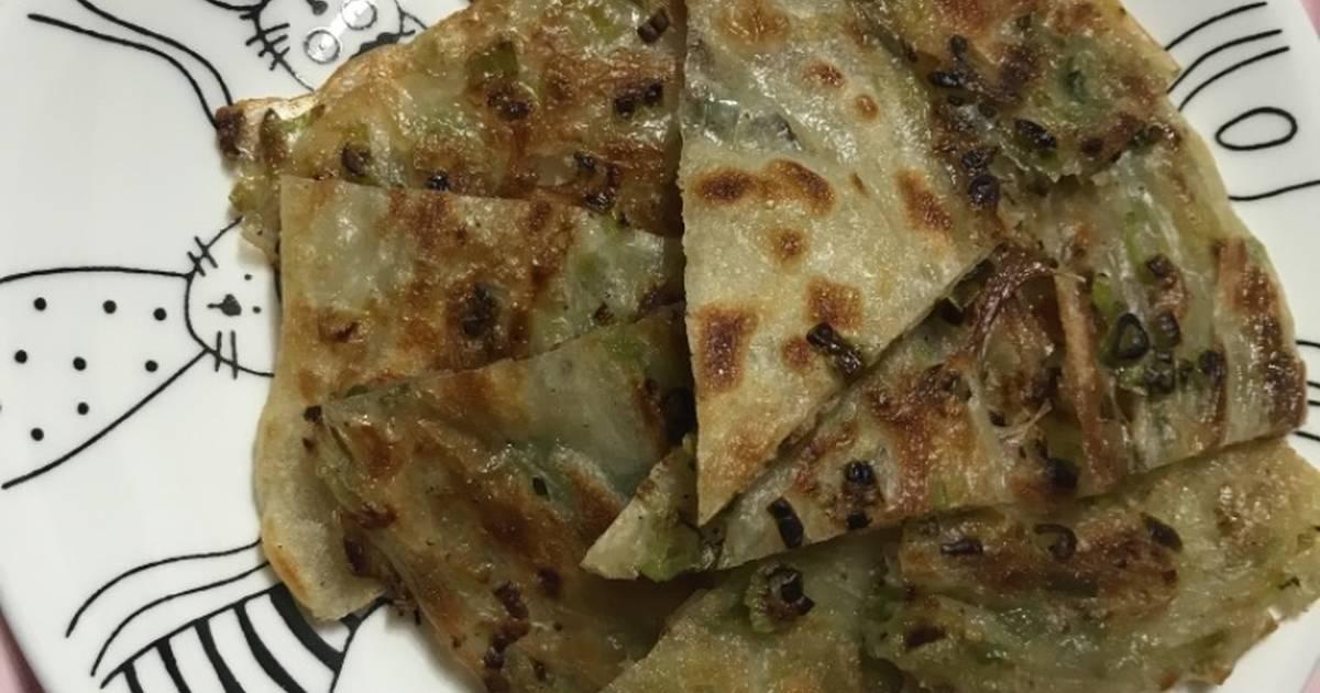 蔥油餅 食譜,作法共197個 - Cookpad