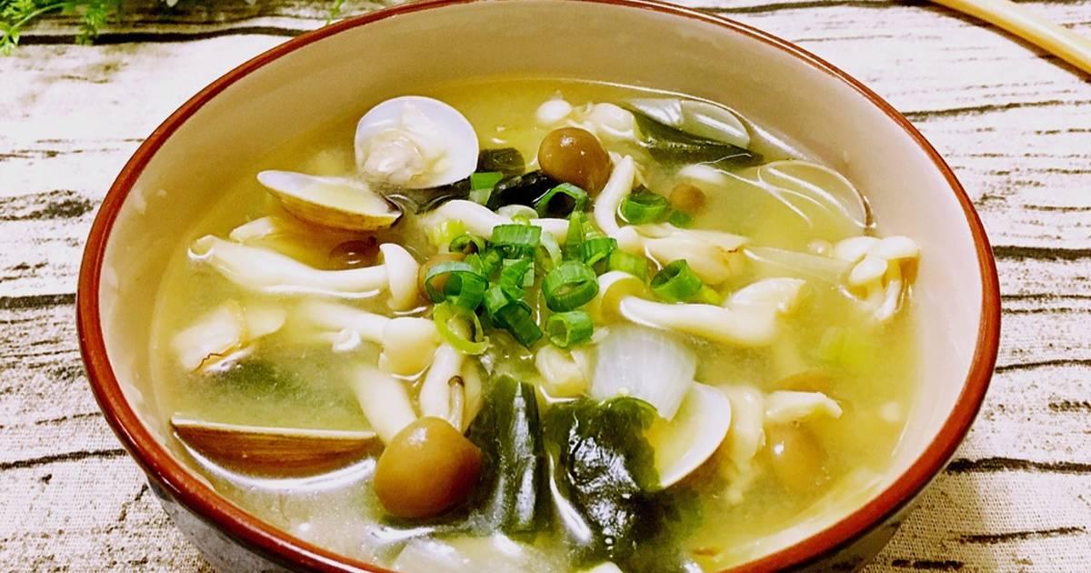 味噌湯 食譜,作法共98個 - Cookpad