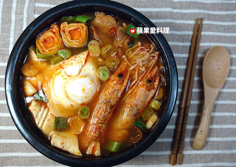 韓式泡菜豆腐鍋食譜 by 蘋果愛料理 - Cookpad
