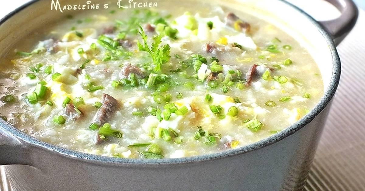 滑蛋粥 食譜,作法共4個 - 全球最大料理網站 - Cookpad