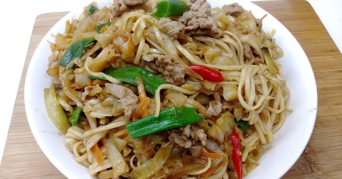 羊肉炒麵 食譜,作法共6個 - 全球最大料理網站 - Cookpad