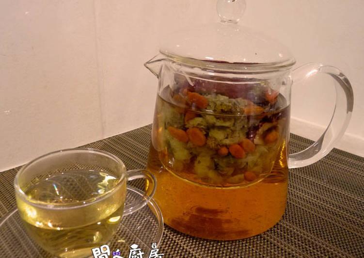 紅棗杞子養生茶食譜 by 閒人廚房 - Cookpad
