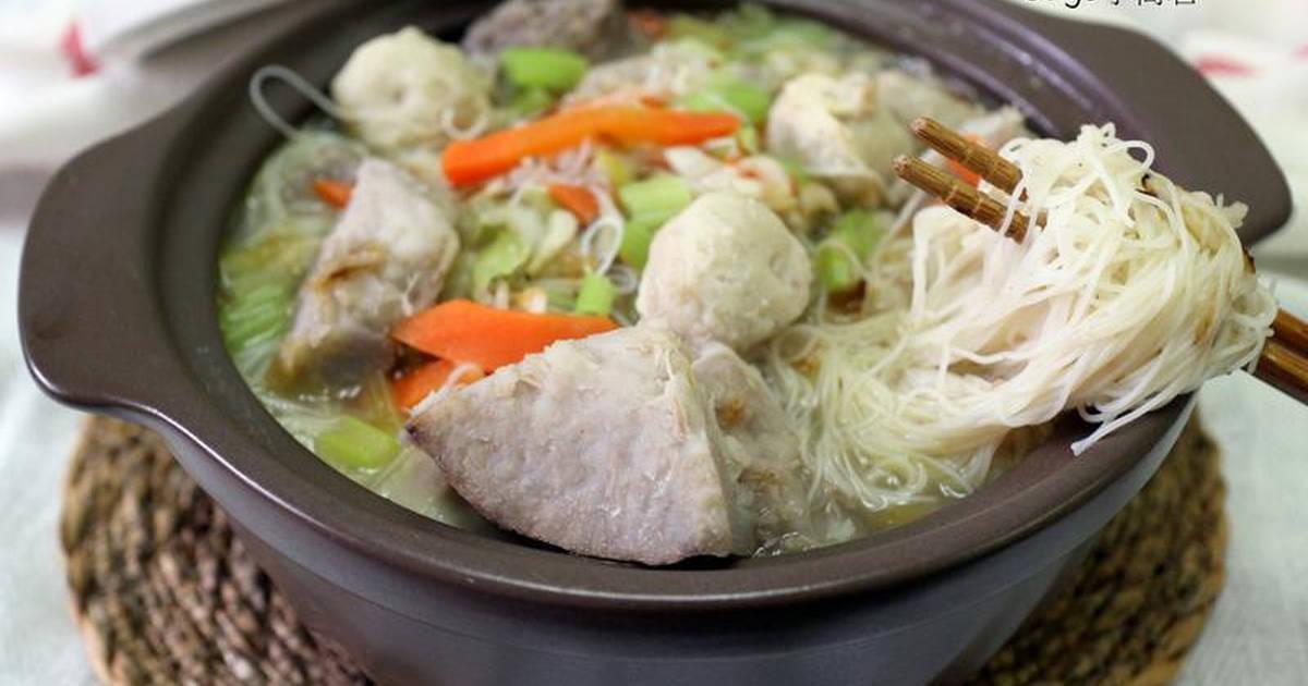 米粉湯 食譜,作法共47個 - Cookpad