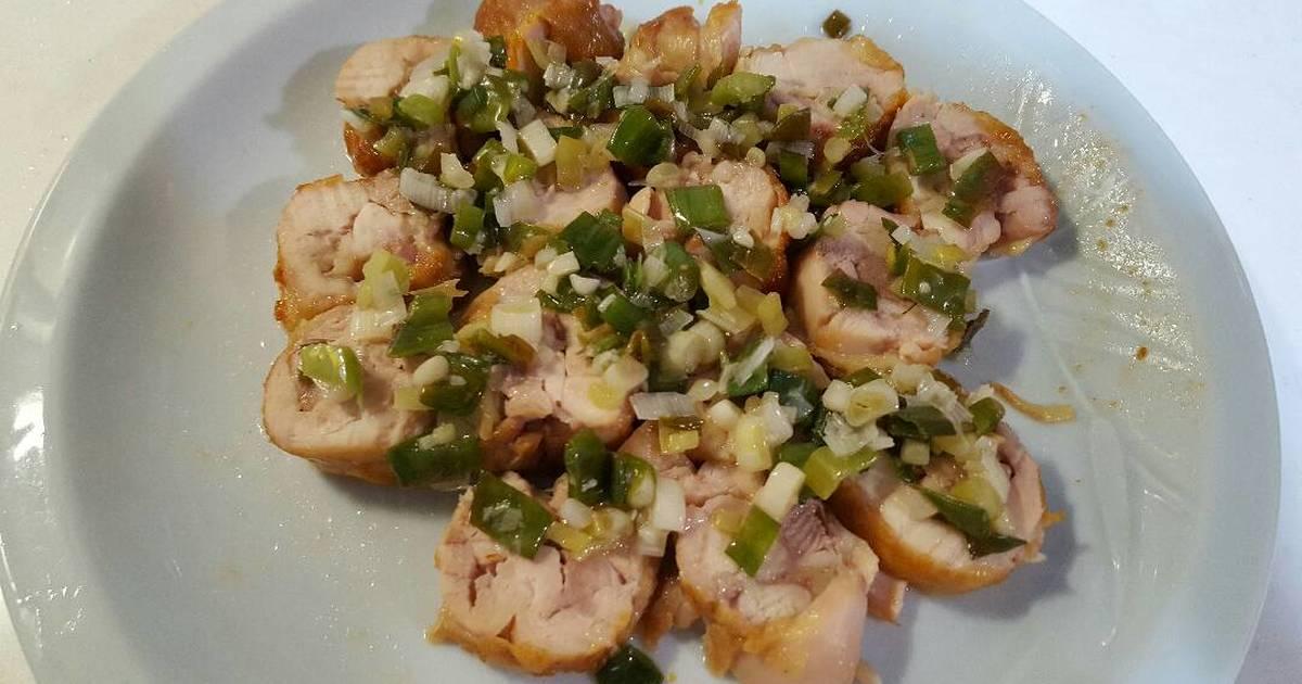 29 簡單美味的 蔥油雞 食譜 - Cookpad