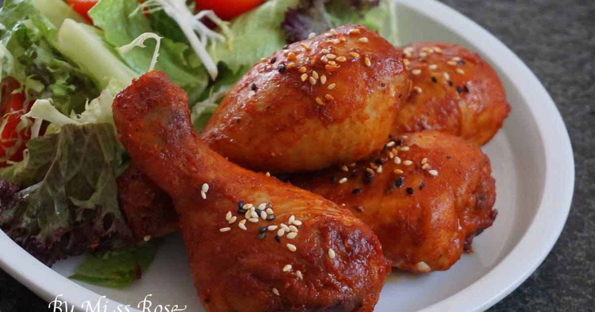 265 簡單美味的 烤雞 食譜 - Cookpad