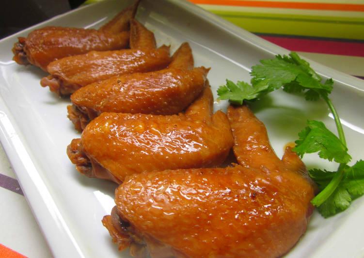 香滷雞翅-2步驟15分(電鍋版)食譜 by 甜姐兒玩廚藝 - Cookpad