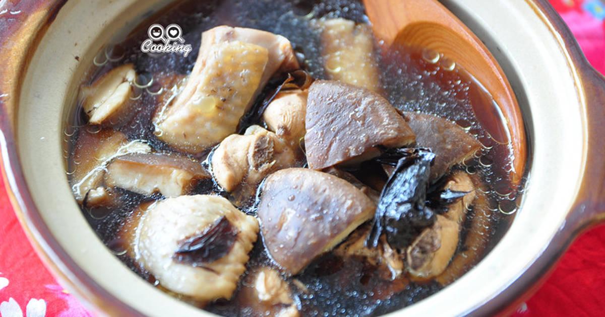 香菇燉雞湯 食譜、作法共10個 - Cookpad
