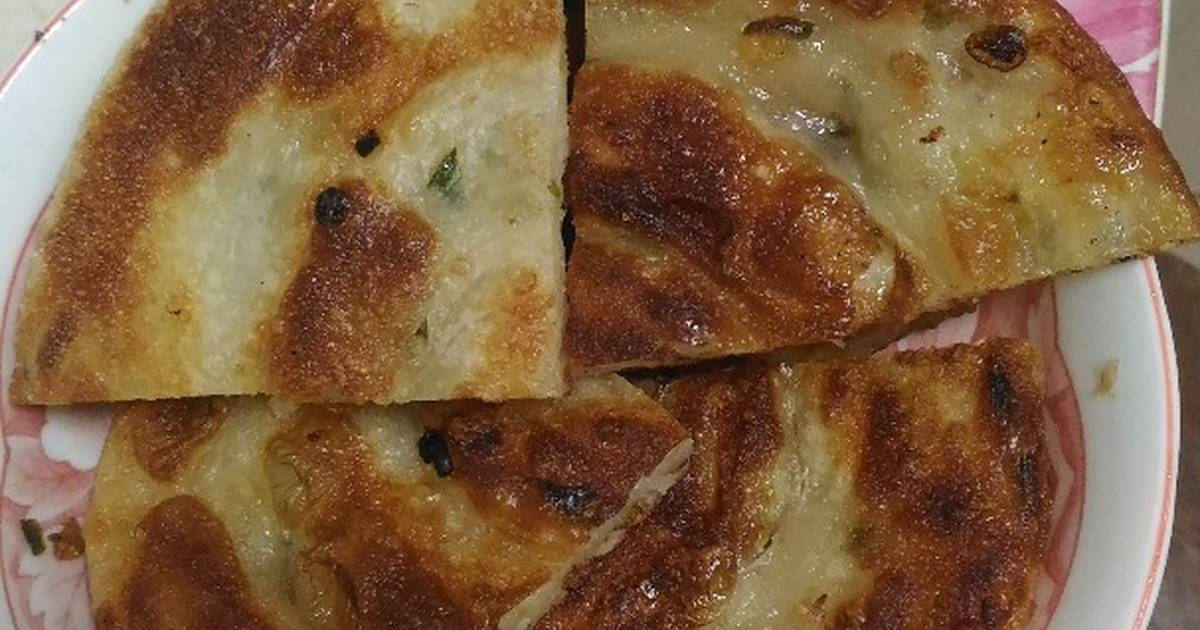 蔥油餅 食譜,作法共214個 - Cookpad