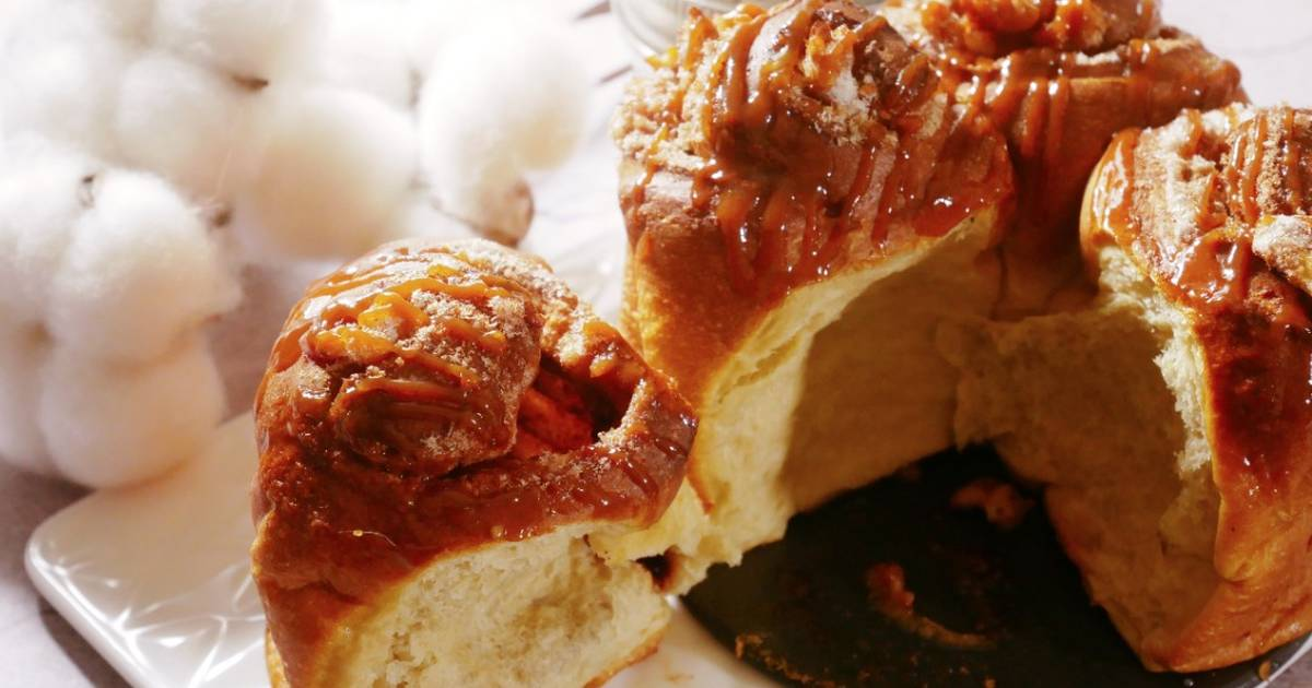 肉桂捲 食譜,作法共28個 - 全球最大料理網站 - Cookpad