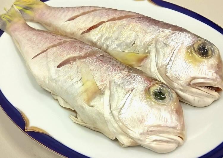 香煎馬頭魚【鮮之流】食譜 by 阿鮮師 - Cookpad