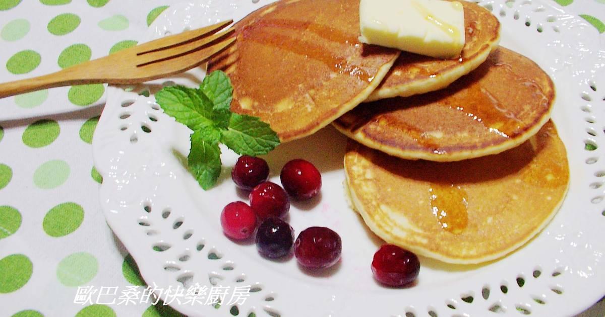 自製鬆餅粉~美式鬆餅食譜 by 歐巴桑的快樂廚房 - Cookpad