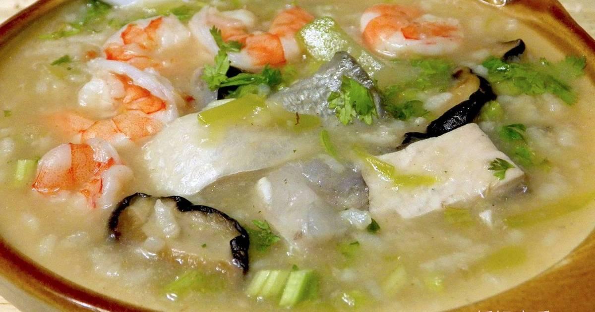 50 簡單美味的 海鮮粥 食譜 - Cookpad