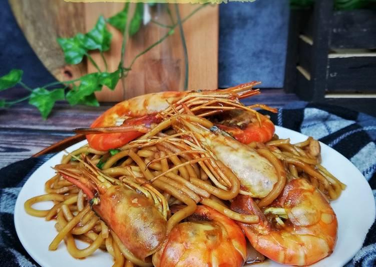 resipi udang galah resepi bergambar Resepi Udang Galah Masak Stim Enak dan Mudah