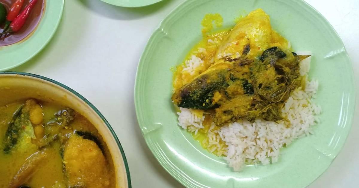 resepi udang masak lemak kuning kelantan resep masakan khas Resepi Ketam Masak Lemak Terengganu Enak dan Mudah