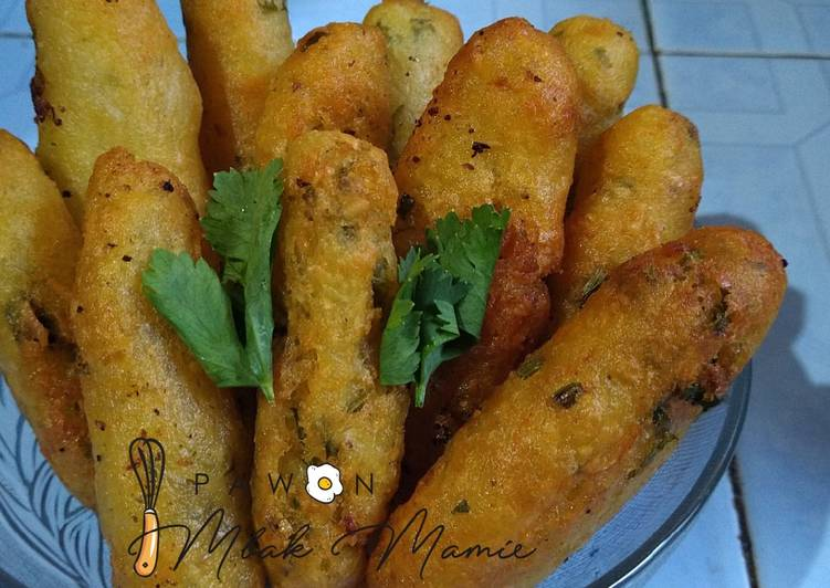 13. Potato Cheese Stick