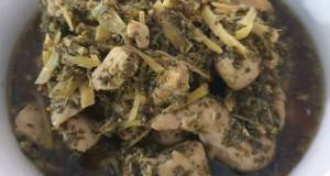 Herbal Chicken aka kacangma koi ciu