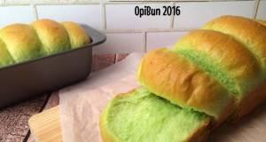 Pandan Soft Bread