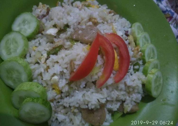 04 Nasi Goreng Jawa Resep Bapak Mertua