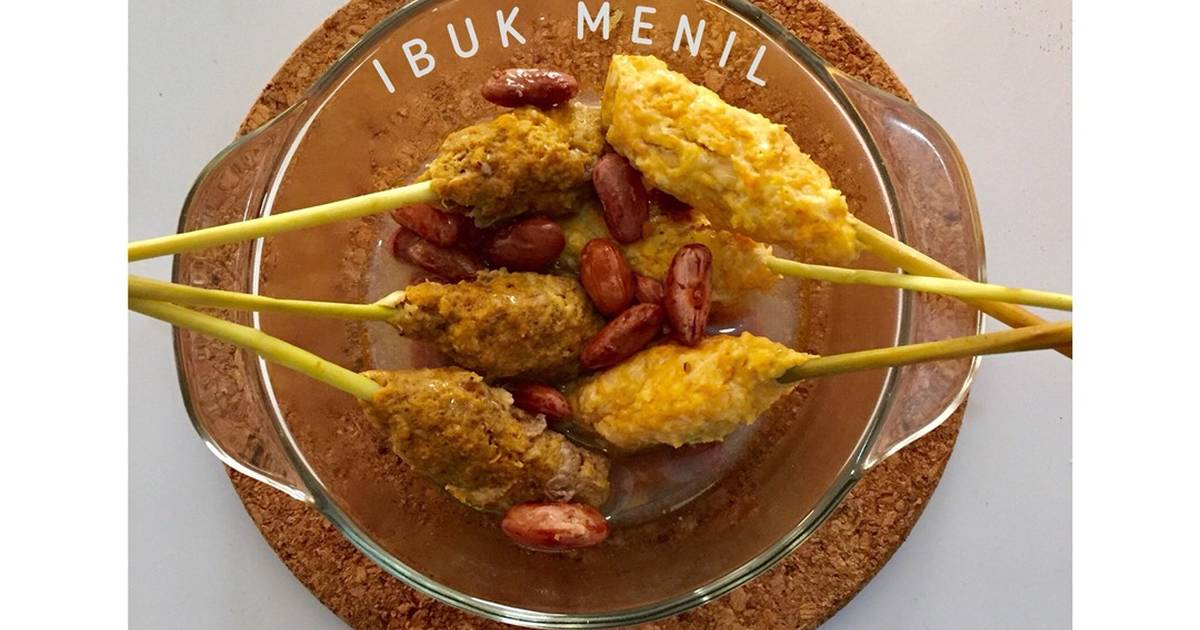 38 Resepi Satay Ikan Kering Resepi Kitchen