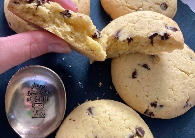Cookies des Rois à la crème d'amandes
