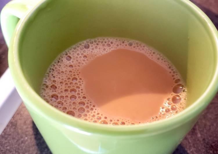 Indian ginger tea
