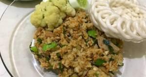 Nasi Goreng Padang + Kuah