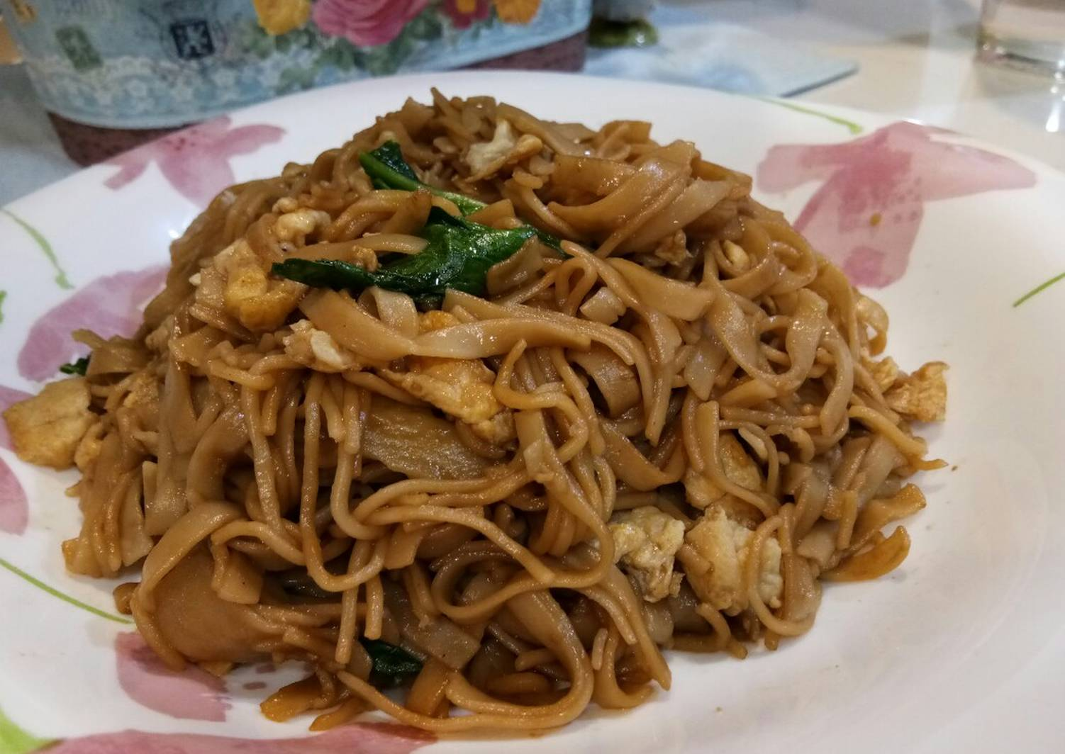 Superior Soy Sauce Fried Noodle