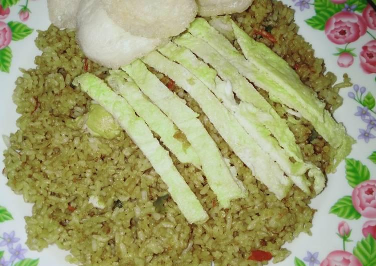 147. Nasi Goreng Ayam by Uliz Kirei