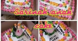 Wedding Cake 2 Susun
