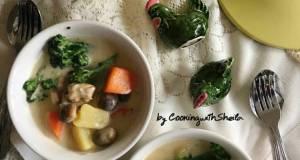 White Chicken Stew