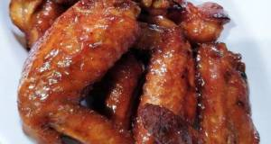 Chiken Wings Oven Kecap Madu Ala Ala Tanpa Marinate
